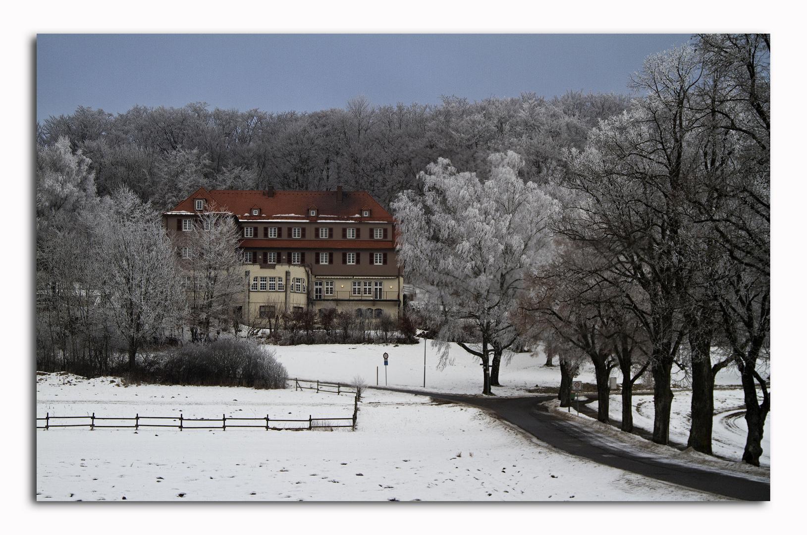 Hotel Traifelberg auf der Schwäbischen Alb