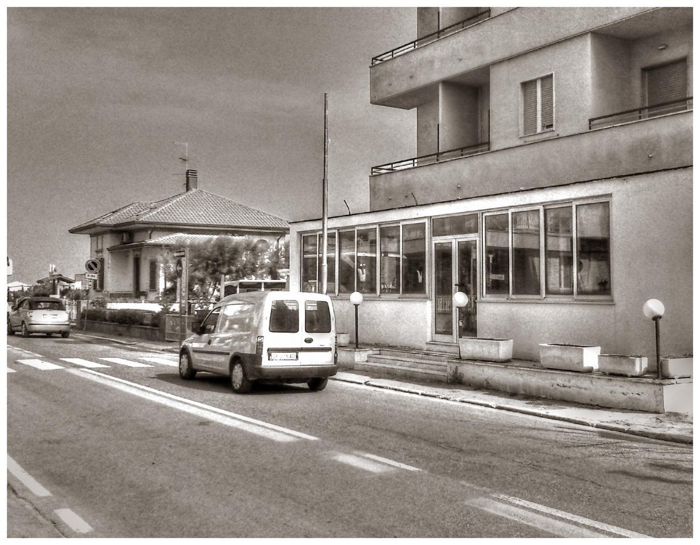 Hotel 'Trostlos'