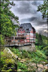 """Hotel- und Waldgasthof """"Steinerne Renne"""" (HDR)"""