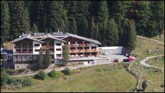 Hotel von Frau Merkel in Sulden