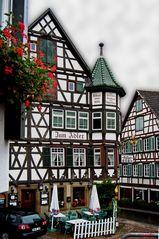 """Hotel """"Zum Adler"""", Schiltach..."""
