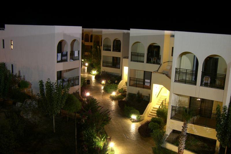 Hotelanlage...