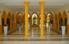 Hotelhalle Gran Castillo Tagoro