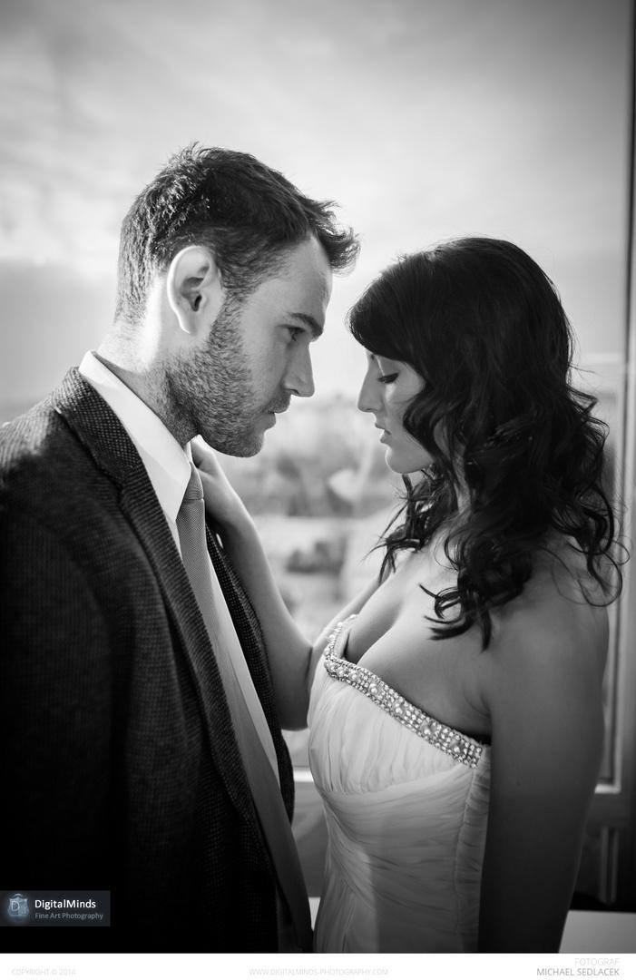 Hotelroom Shooting mit Eryk G und Lisa B