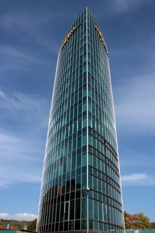 Hotelturm in Würzburg