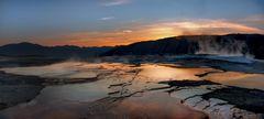 """""""Hotspring sunrise"""""""