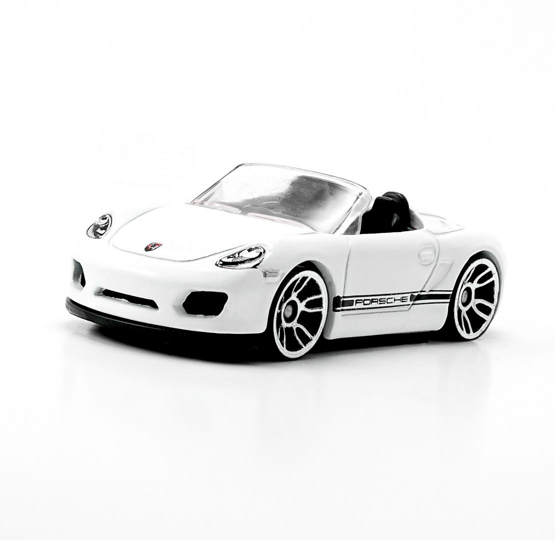 Hotwheels - Porsche Boxster Spyder