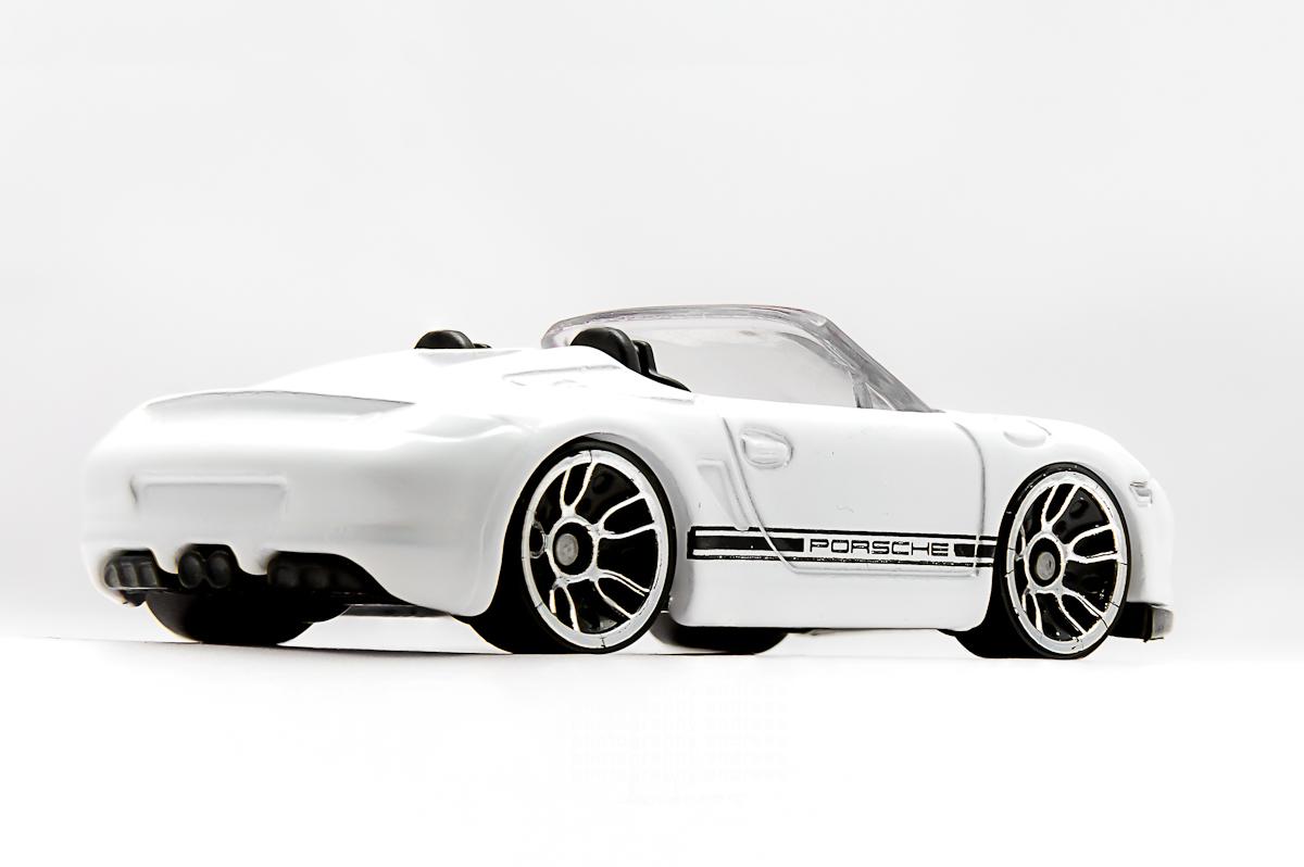 Hotwheels - Porsche Boxster Spyder_I