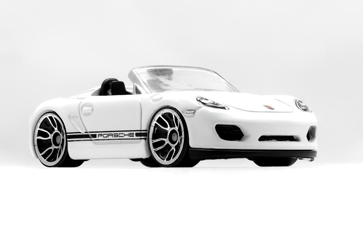Hotwheels - Porsche Boxster Spyder_II