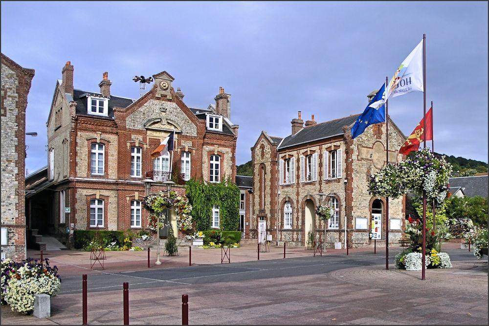 Houlgate - La Mairie