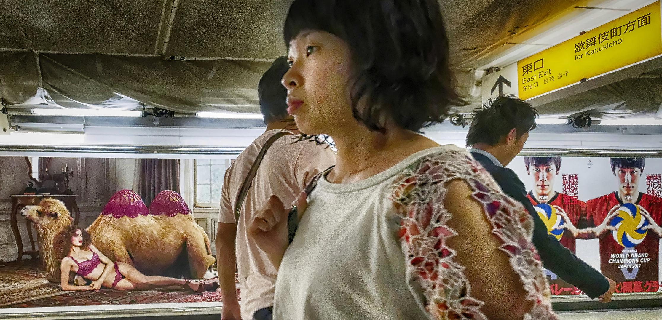 How Japanese Women Envision Western Women