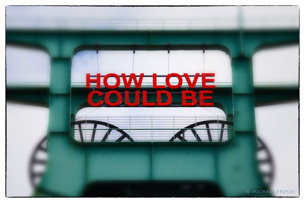How Love Could Be..........