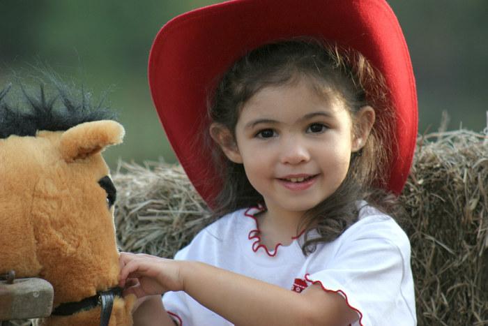 Howdy girl! 2