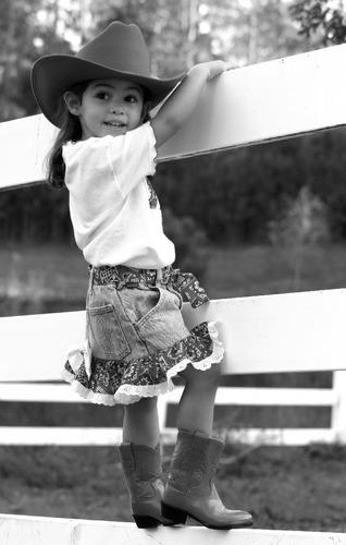Howdy girl 4