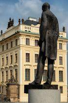 Hradcanske Square, Mr. T.G. Masary, Praga