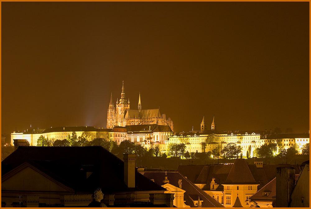 Hradschin in Prag