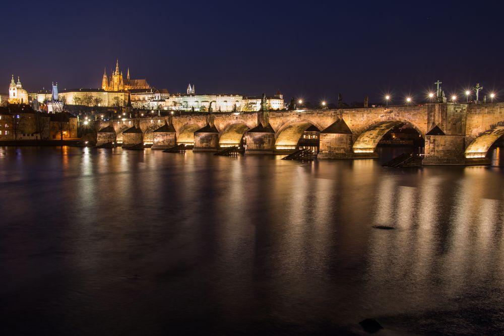 Hradschin & Karlsbrücke [Prag 2]