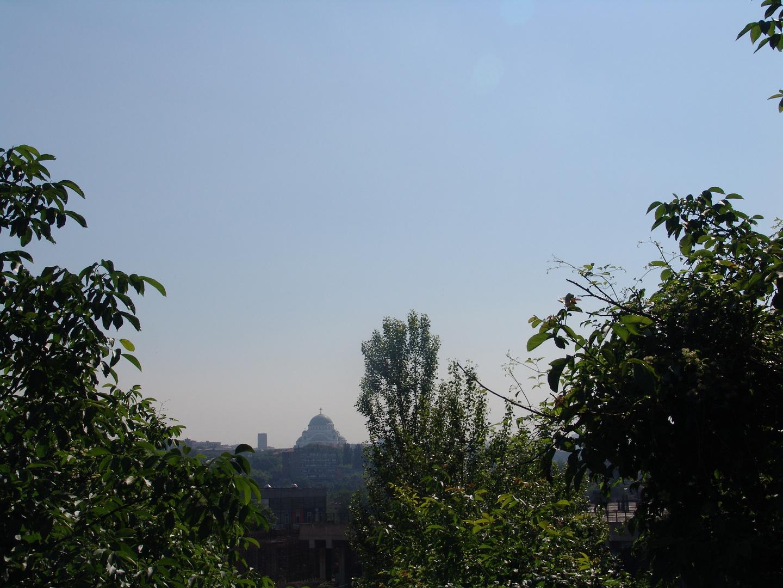 hram SVETOG SAVE-rudo
