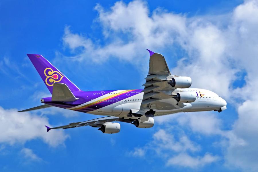 HS-TUA - Thai Airways - Airbus A380-841