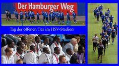 HSV - Tag der offenen Tür.
