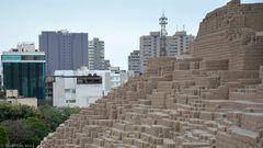 Huaca Pucllana 1 - Eine Pyramide in Lima