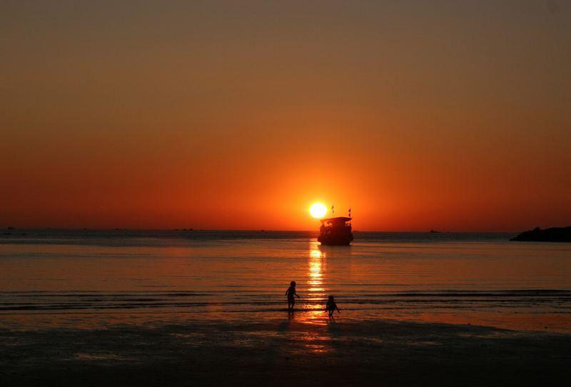 HuaHin sunset