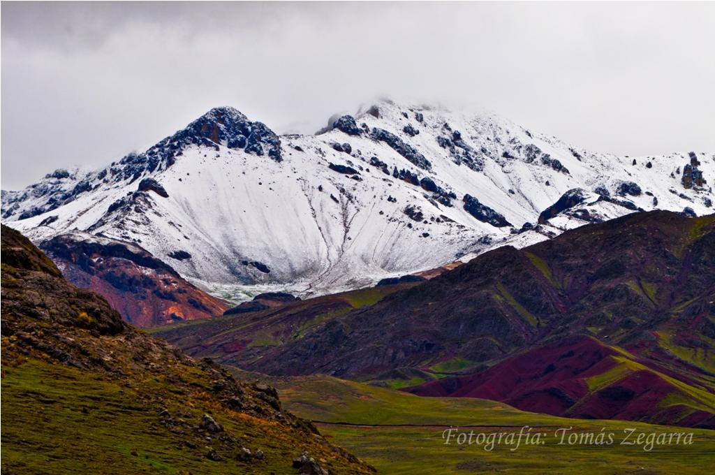 Huancavelica, camino para Ayacucho