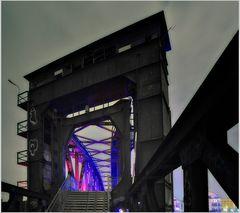 Hub Brücke