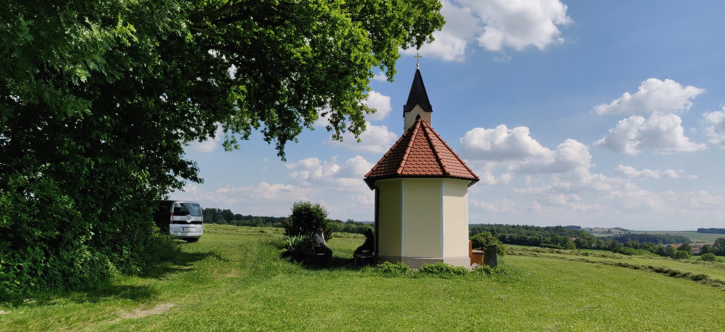 Hubertus Kapelle Isen