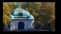 Hubertusbrunnen - color
