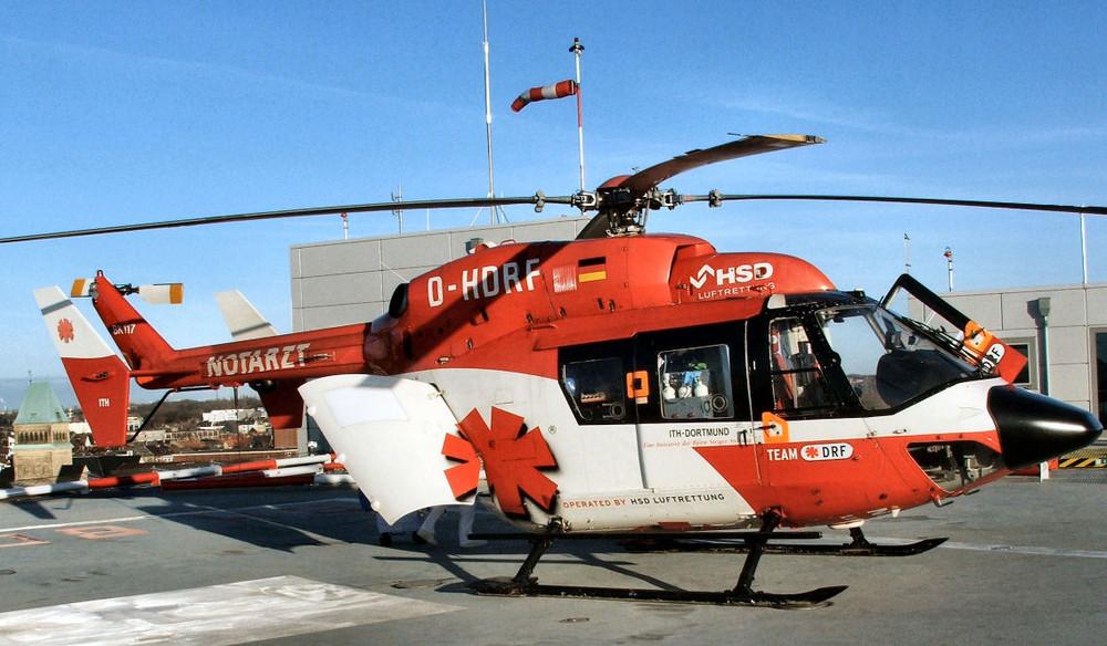 Hubschrauber 117