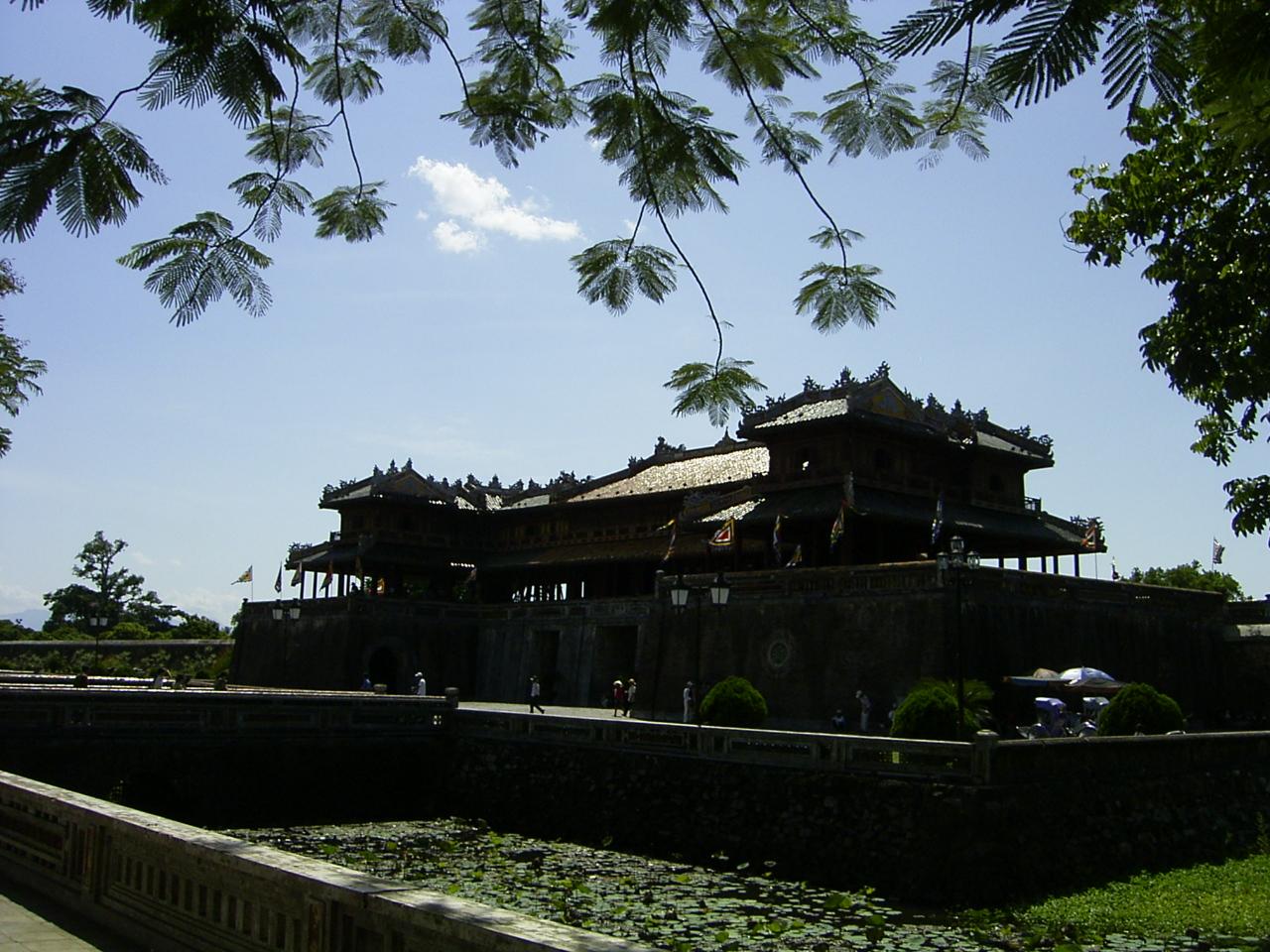 Hue - Haupttor Zitadelle