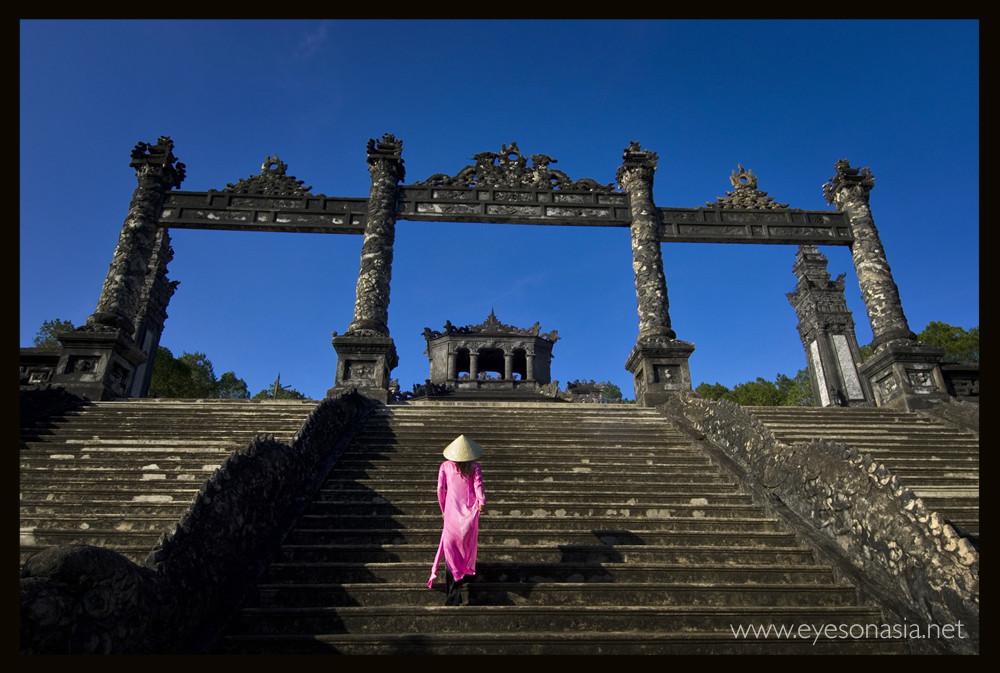 Hue Kings Tomb