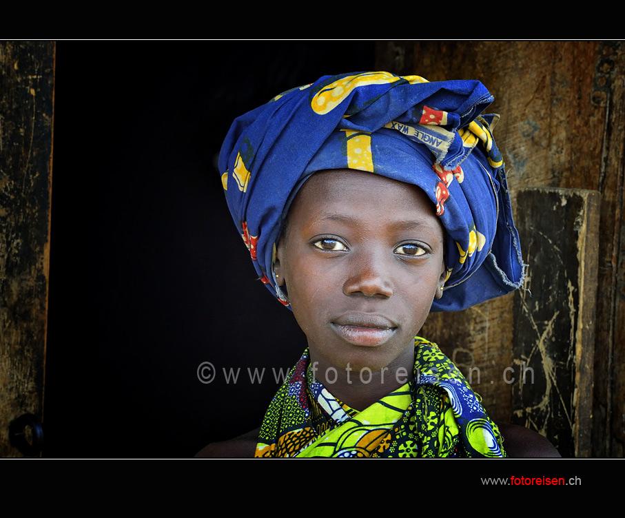 Hübsch in Uganda