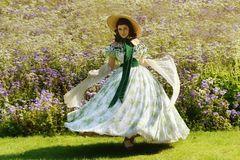Hübsche Kulisse für ein hübsches Kleid