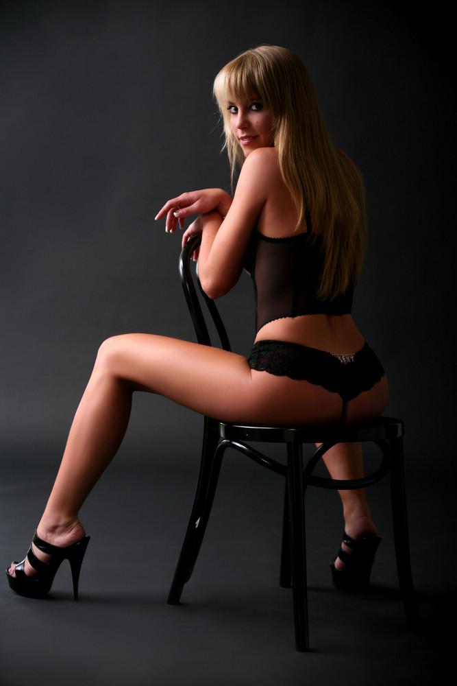 hübscher Stuhl Foto & Bild   portrait, portrait frauen