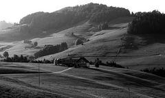 Hügel von Appenzell