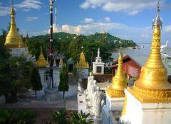 Hügel von Sagaing