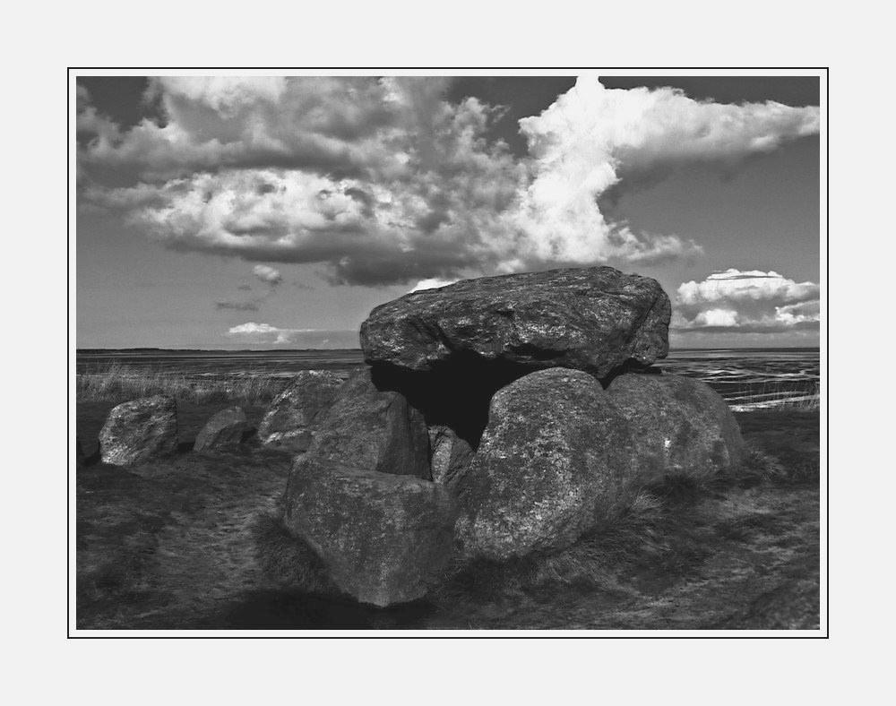 Hügelgrab bei Keitum / Sylt