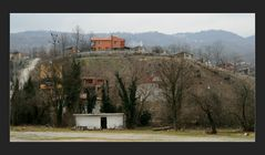 Hügelheim in Sapanca...