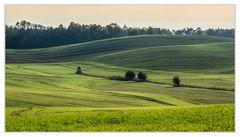 Hügellandschaft bei Siehdichum