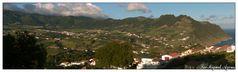 Hügellandschaft oberhalb Povoacao (Sao Miguel, Azoren)
