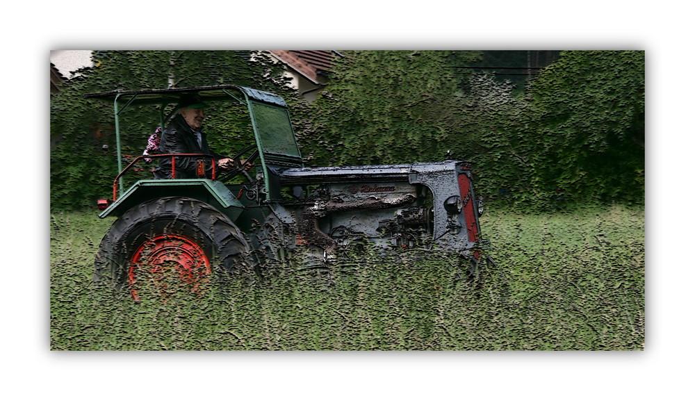 Huerlimann Traktor Jg. 43