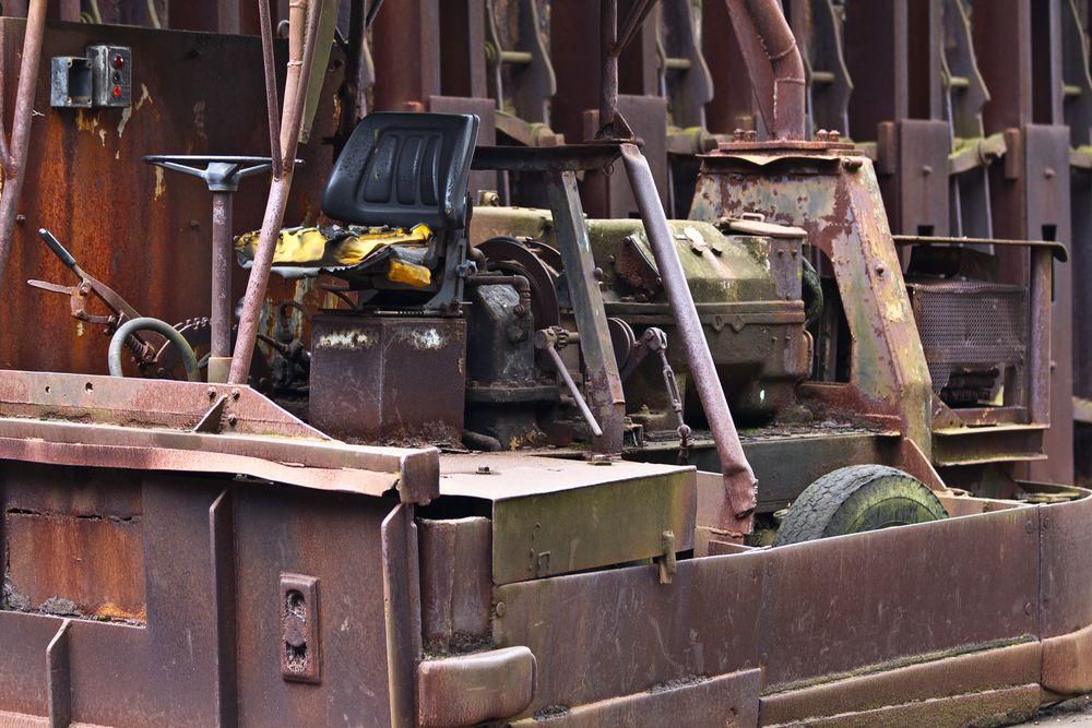 Hütten-Fahrzeug