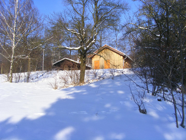 """Hütten im """"Hessischen Bergland"""" 2"""