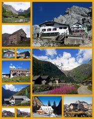 Hütten und Almen - Kalender 2012