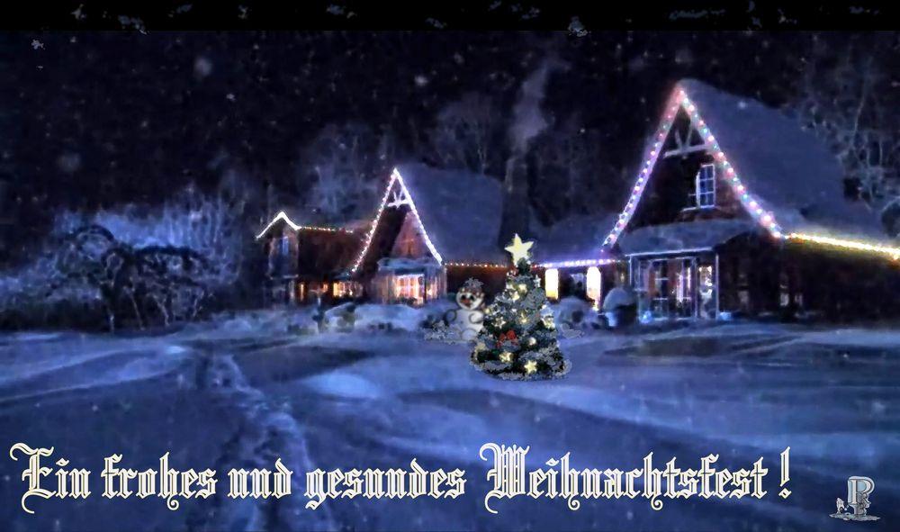 Hütten-Weihnacht