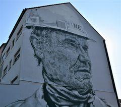 Hüttenarbeiter, Graffiti Teil 2