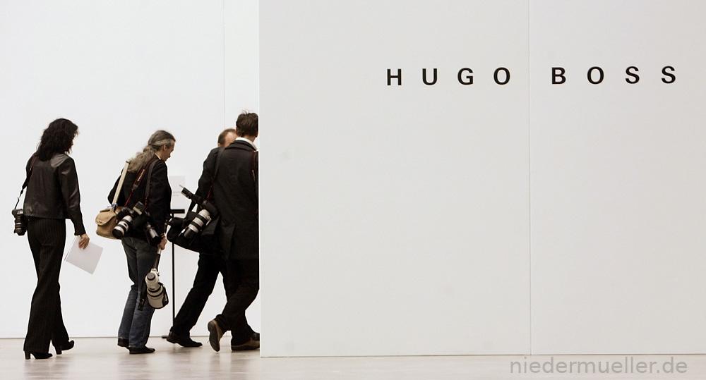 HUGO BOSS BILANZ-PK