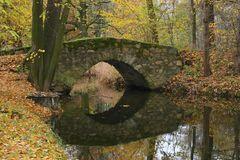 Huh- Brücke in Melaune (Gemeinde Vierkirchen)